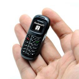 L8STAR Original 0.66inch Mini Mobile Phone BM70 Super Mini S