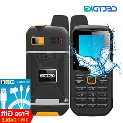 original F8 Walkie Talkie Mobile Phone IP67 Waterproof Power
