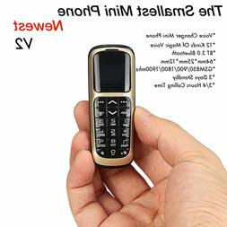 Original Long-CZ V2 Mini Bluetooth Magic Voice Mobile Phones