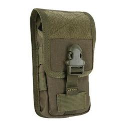 Outdoor 600D Cell Phone Pouch Bag Holster Belt Holder Strapp