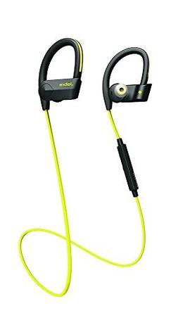 Jabra Sport Pace Wireless Bluetooth Earbuds Yellow