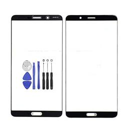 Panel Lens cover For Huawei Mate 10 - Black Front Panel Oute