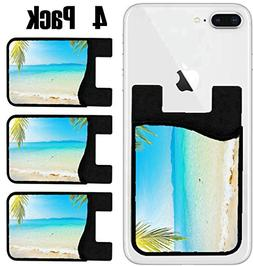MSD Phone Card holder, sleeve/wallet for iPhone Samsung Andr
