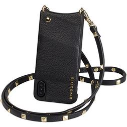 Bandolier  Phone Case with Strap Compatible w/iPhone X & XS