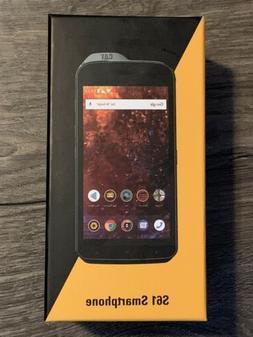CAT PHONES S61 GSM UNLOCKED Dual-Sim Rugged Smartphone w/ FL