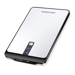 Poweradd Pilot Pro 32000mAh Power Bank Dual USB Port 4.5A  w
