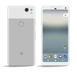 Google Pixel 2 128GB - Clearly White, Google Unlocked Versio