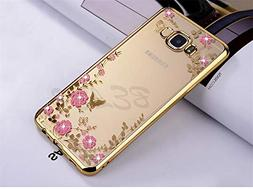 1 piece Plating Cover Case For Samsung Galaxy S9 S8 Plus Sof