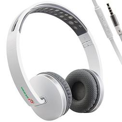 Bluelark Portable 3.5mm Foldable Over-Ear Headphone Headset