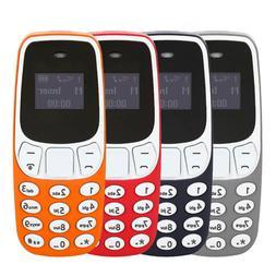 Portable Tiny Small Mini Micro Mobile Cell Phone GSM Dual Si
