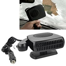 Portable 12V 150W Vehicles Ceramic Heater Heating Cooling Fa