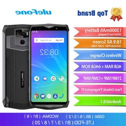 Ulefone Power 5S 4G Smartphone Android 8.1 4+64GB 13000mAh F