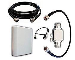 High Power Antenna Kit for Verizon Pantech UML290 USB Modem