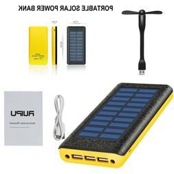 Power Bank 24000mAh Portable Charger High Capacity Dual USB