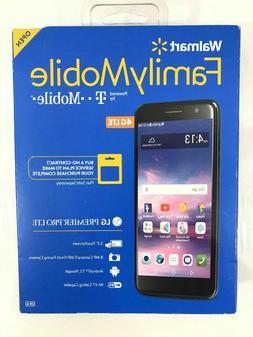"LG Premier Pro LTE 5.3"" Walmart Family Mobile Screen 8MP Cam"