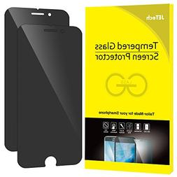 JETech Privacy Screen Protector for Apple iPhone 6 Plus and