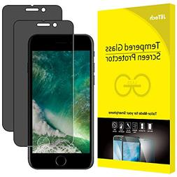 JETech Privacy Screen Protector for iPhone 8 Plus and iPhone