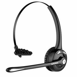 Mpow Pro Trucker Bluetooth Headset Cell Phone Headset For Sk