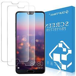 SUPTMAX Screen Protector for Huawei P20 Pro  Huawei P20 Pro