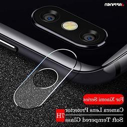 Camera Protector for Xiaomi Mi 8 SE 6 A1 A2 Max 3 Mix 2S Red