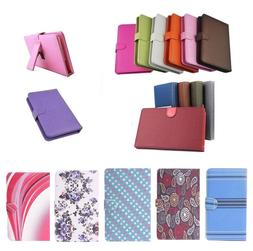 PU Leather Keyboard Case Cover for Samsung Galaxy Tab S 8.4