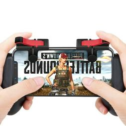 PUBG Mobile Phone Gaming L1R1 Trigger Fire Button Handle For