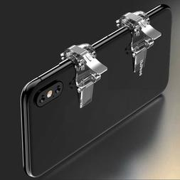 PUBG Mobile Phone Gaming Trigger Fire Button Handle For L1R1