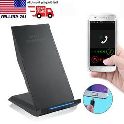 Qi Wireless Fast Charger Charging Pad Dock for Samsung Andro