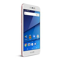 "BLU R2-5.2"" Unlocked Smartphone - 8GB + 1GB RAM -Rose Gold"