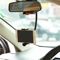 Premium Rear View Mirror Car Mount Holder Cradle Dock for Cr