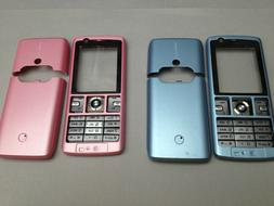 REPLACEMENT MOBILE PHONE FASCIA HOUSING COVER & KEYPAD- SONY