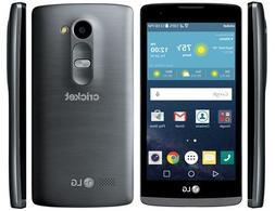 "LG Risio 4G LTE Cricket Wireless Titan 4.5"" display Android"