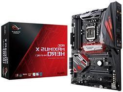 ASUS ROG Maximus X Hero LGA1151  DDR4 DP HDMI M.2 Z370 ATX G
