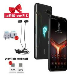 Asus ROG Phone 2 Gaming Phone 8+128GB GSM LTE 4G Android Sma