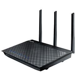ASUS RT-AC66R 802.11ac Dual-Band Wireless-AC1750 Gigabit Rou