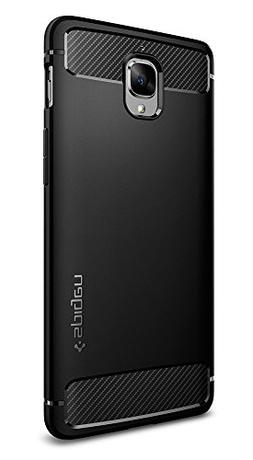 Spigen Rugged Armor OnePlus 3 Case / OnePlus 3T Case with Re