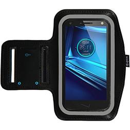 Running and Exercise Workout Armband Case for Motorola Droid