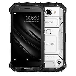 DOOGEE S60 Lite 4GB+32GB 5580mAh Battery 5.2 inch Sharp Andr