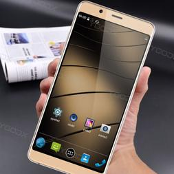 "A9 Android 7.0 Unlocked 6.0"" Cell Phone Quad Core 2 SIM 3G T"