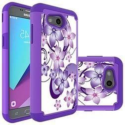Samsung Galaxy J3 Mission Case,J3 Eclipse,J3 Emerge,J3 Prime