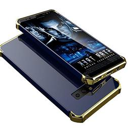 samsung galaxy note 8 case 3 In 1 Electroplating Protective