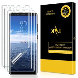 LK Screen Protector for Samsung Galaxy Note 8, Liquid Skin