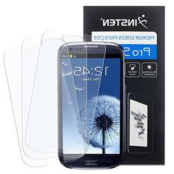 SamsungGalaxy S3 i9300 Screen Protector  3 pack
