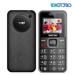 Senior Old Man Phone Dual SIM SOS Fast Dial Button Strong To