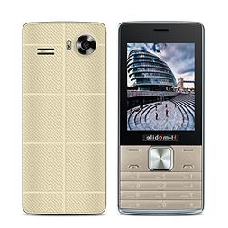 "Padcod Senior Unlocked GSM Cell Phone, 2.8"" Screen with Larg"