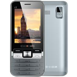 """Padcod Senior Unlocked GSM Cell Phone, 2.8"""" Screen with Larg"""