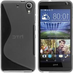 Shockproof Rubber Soft Gel TPU Silicone Case Skin Cover For
