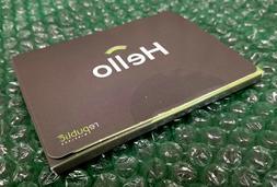 Republic Wireless SIM Starter Kit