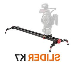 Konova Camera Slider Dolly K7 150cm  Track Aluminum solid ra