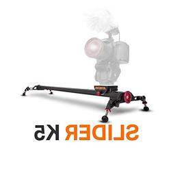 Konova Camera Slider Dolly K5 100  Track Aluminum solid rail